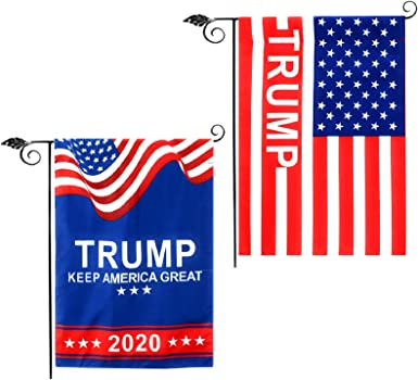 AMERICANS FOR TRUMP 2020 Advertising Vinyl Banner Flag Sign Many Sizes MAGA
