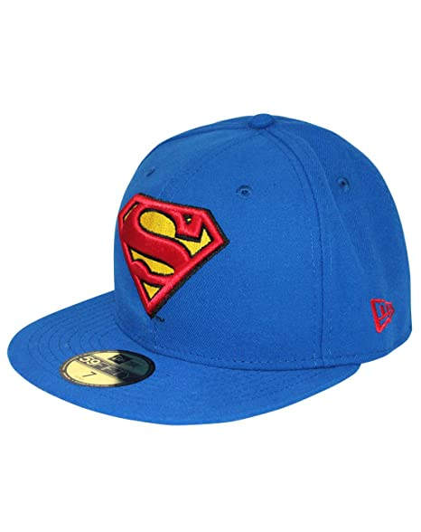 Unisex-Adultos - New Era - Superman - Gorra (7 3/8): Amazon.es ...