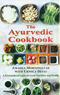 Amazon buy sattva the ayurvedic cook book book online at low the ayurvedic cookbook a personalized guide to good nutrition and health forumfinder Images