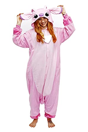 dc712d743edb Amazon.com: Angel Kigurumi (Adults): Clothing