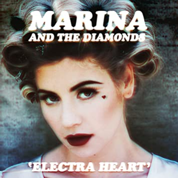 Image result for marina and the diamonds albums