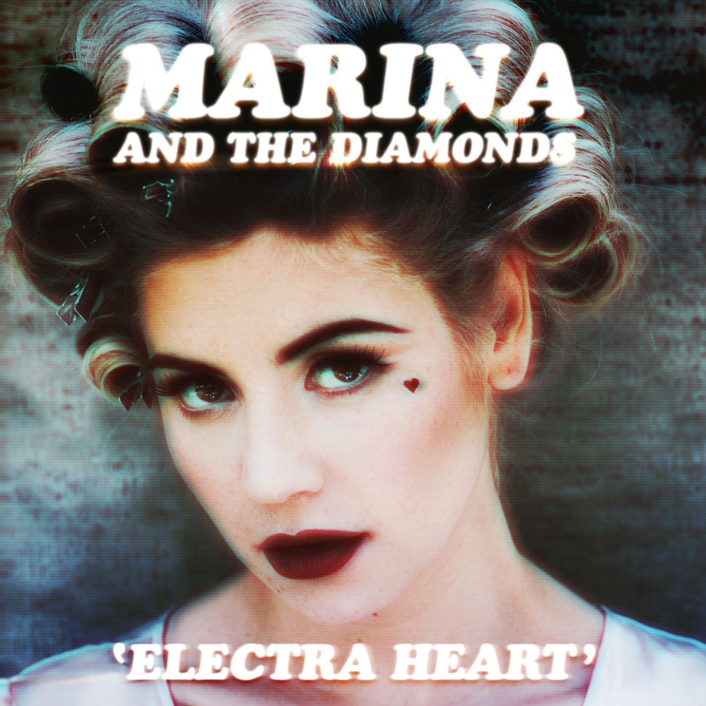 CD : Marina and the Diamonds - Electra Heart (CD)
