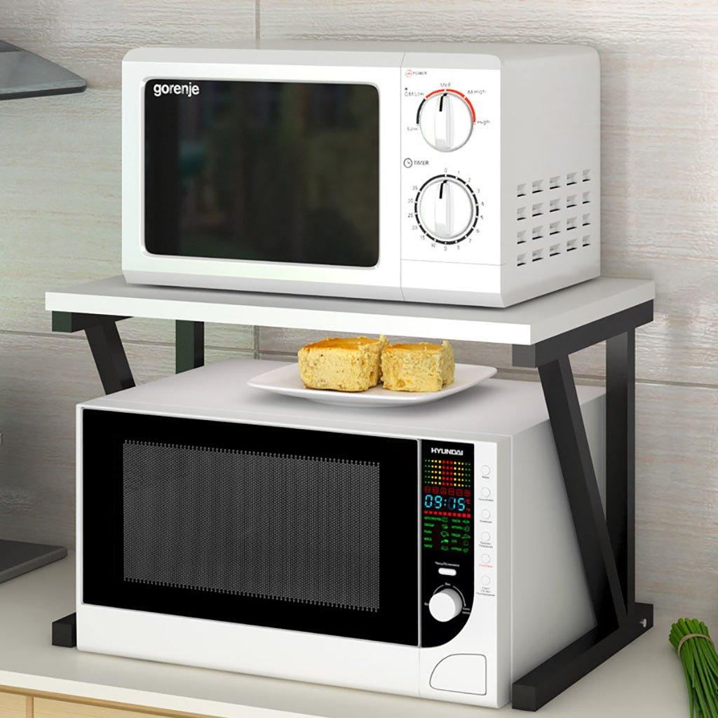 Shelf LYG Estante de Cocina Rejilla de Horno de microondas ...