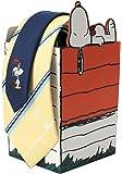 [ドレスコード101] キャラクターネクタイ スヌーピー ネクタイ セット (可愛い ギフトボックス) 別注 オリジナル 8cm クリスマス プレゼント ブランド JUN-Snoopy-メンズ JUN-SNOOPY