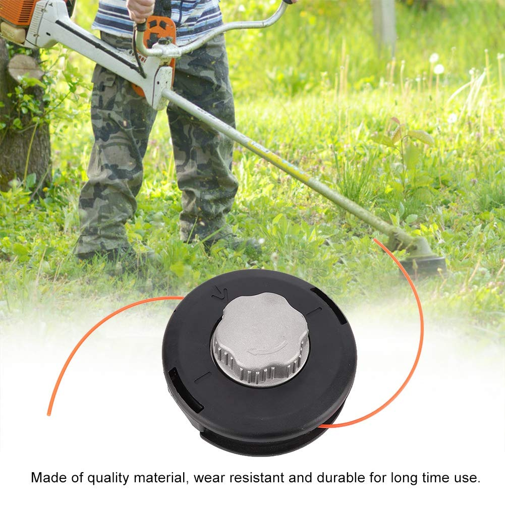idalinya String Trimmer Head Universal Weed Plastic Bump Feed Line ...