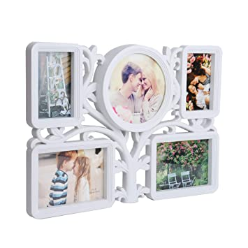 Amazoncom Karmas Product Collage Wall Hanging Photo Frame Tree