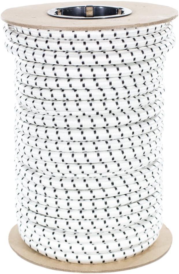 (1/2 Inch x 100 Feet) Standard Shock Cord - Bungee Cord 71q8u3RVZqLSL1000_