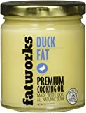 Duck Fat, Cage-Free, All Natural, 8 Oz (1 Jar)