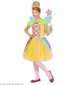 Widmann wdm58786 – Kostüm für Kinder Fee (128 cm5 – 7 Jahre