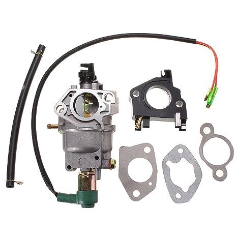 Amazon com: Carburetor Fuel Pipe Kit For Honda EB5000X