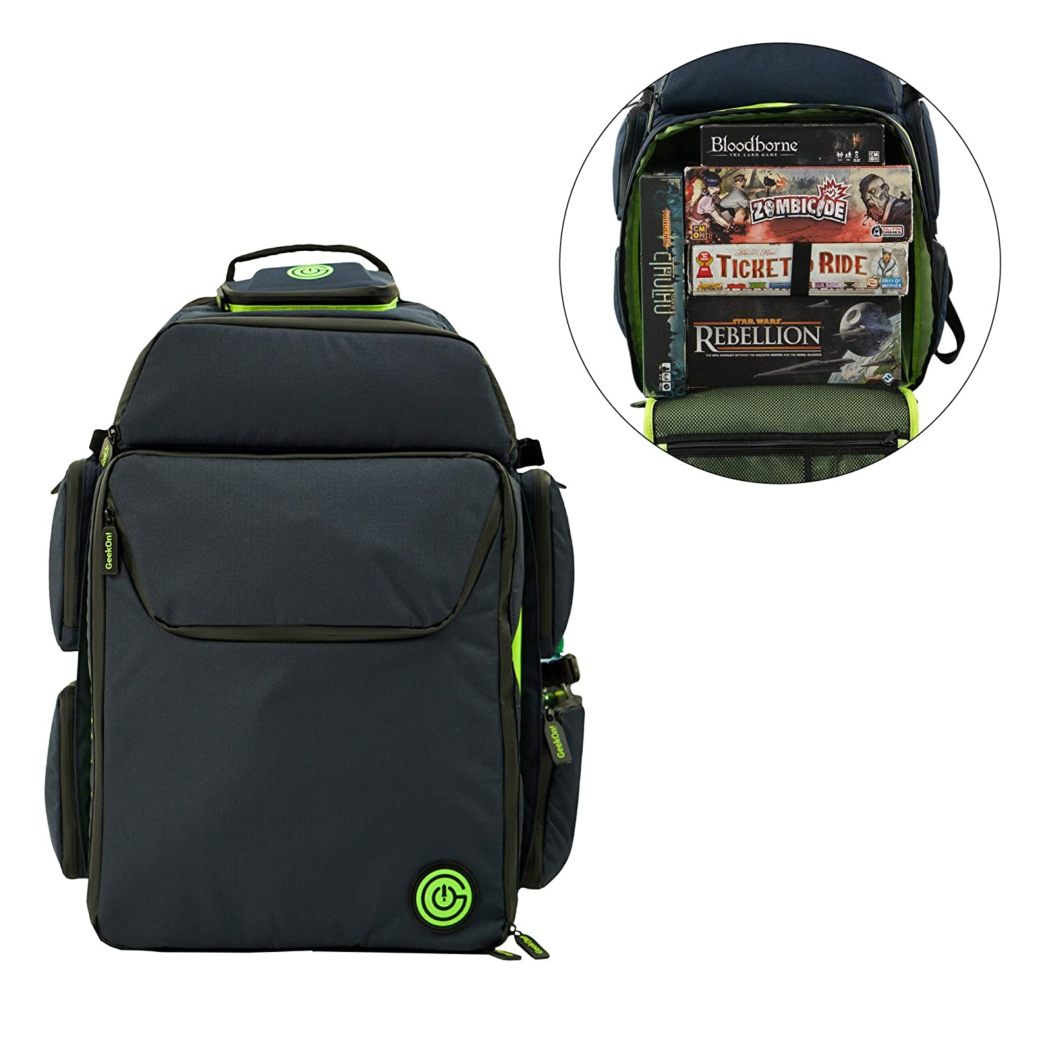 Amazon.com | Ultimate Boardgame Backpack