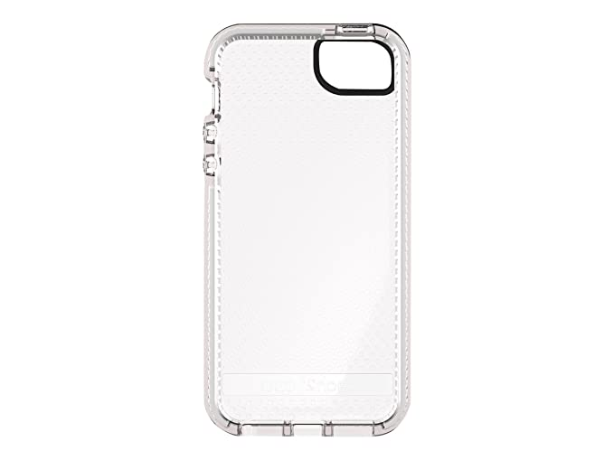 detailed look 050c5 2e447 Tech21 Evo Mesh for iPhone 6/6S - Clear/Grey