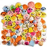 Hosam スクイーズ おもちゃ スライム 泥 スラッジおもちゃ マルチカラー 握り玩具 発散おもちゃ 大人も子供も適合