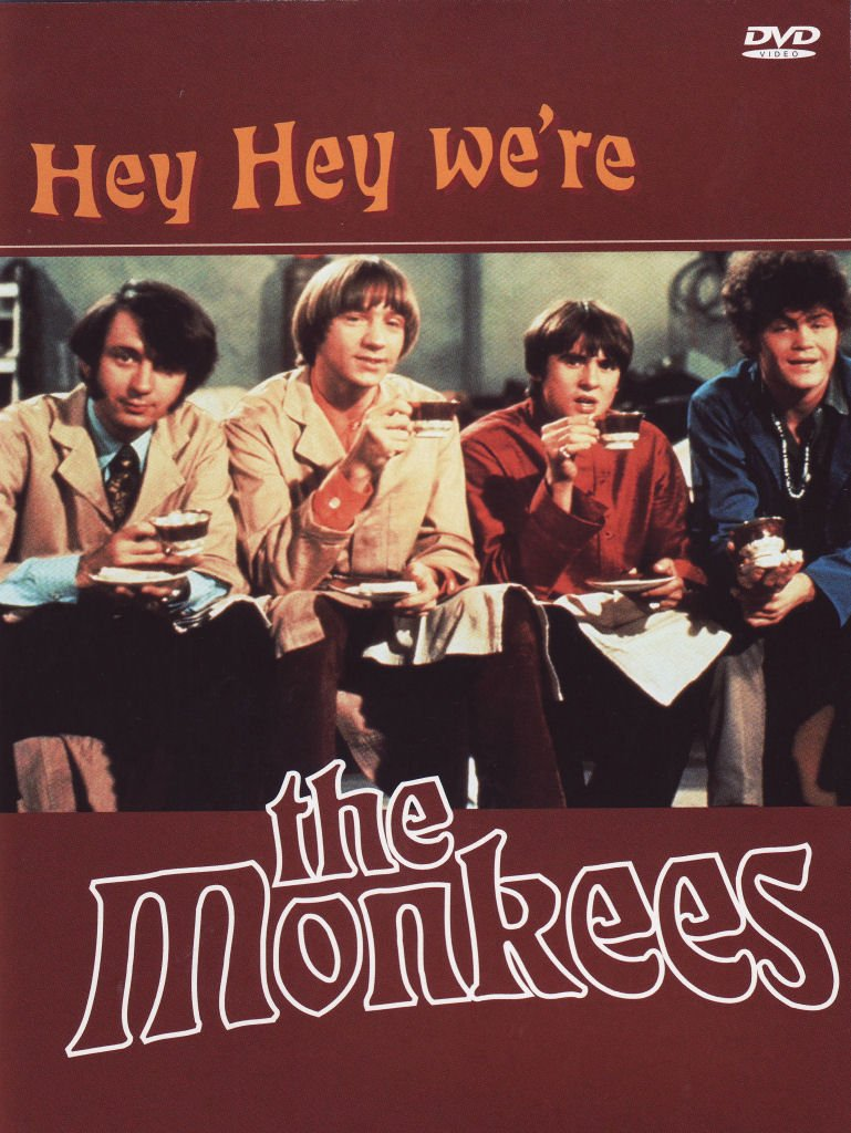 Amazon.com: The Hey, Hey We're the Monkees: The Monkees, Davy Jones,  Michael Nesmith, Peter Tork, Micky Dolenz, Paul Mazursky, Ward Sylvester,  Peter Noone, Don Kirshner, Bobby Hart, Jeff Barry, Chip Douglas, David