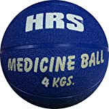 HRS Rubber Medicine Ball, without handle