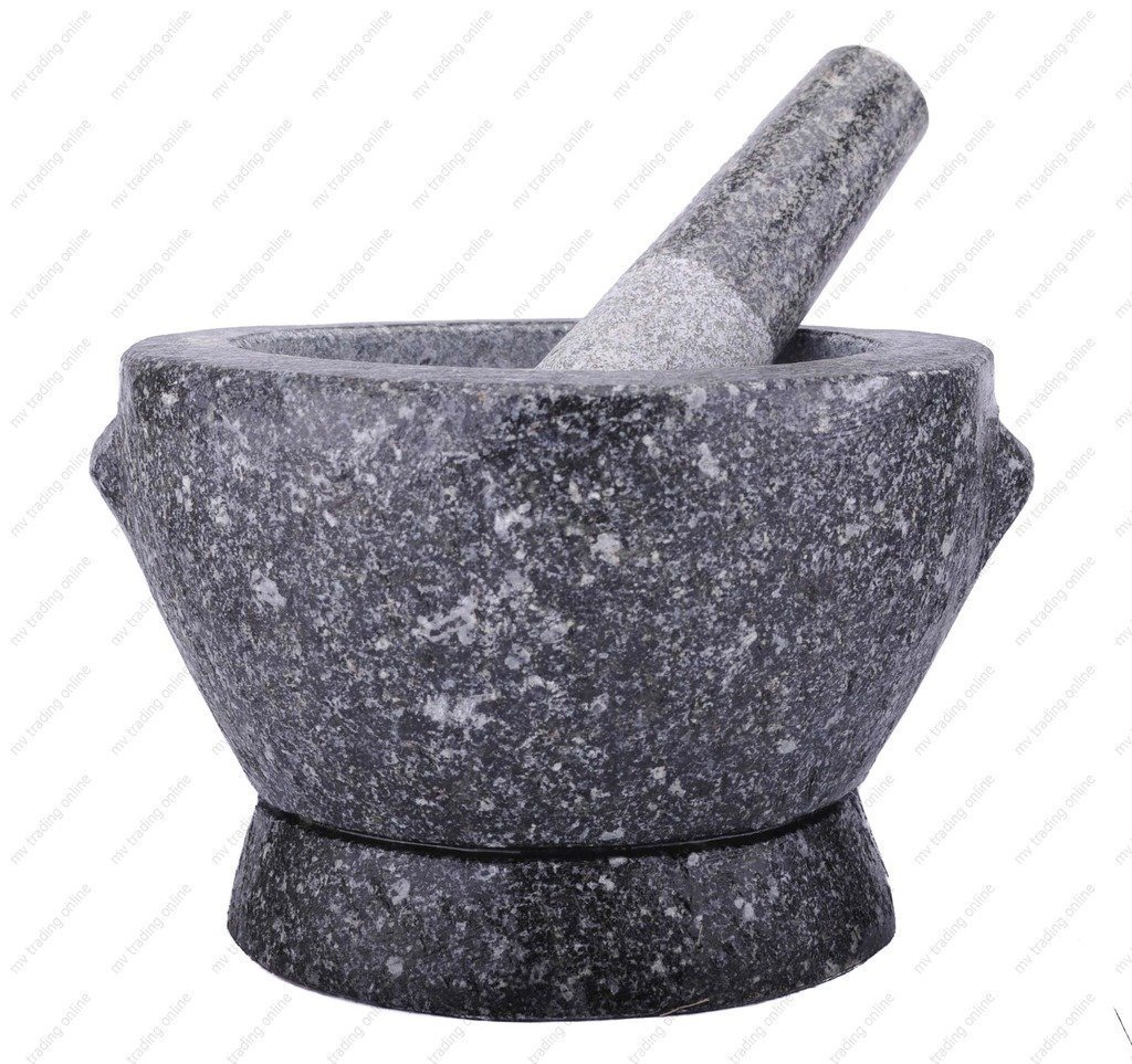 Granite Mortar and Pestle Review