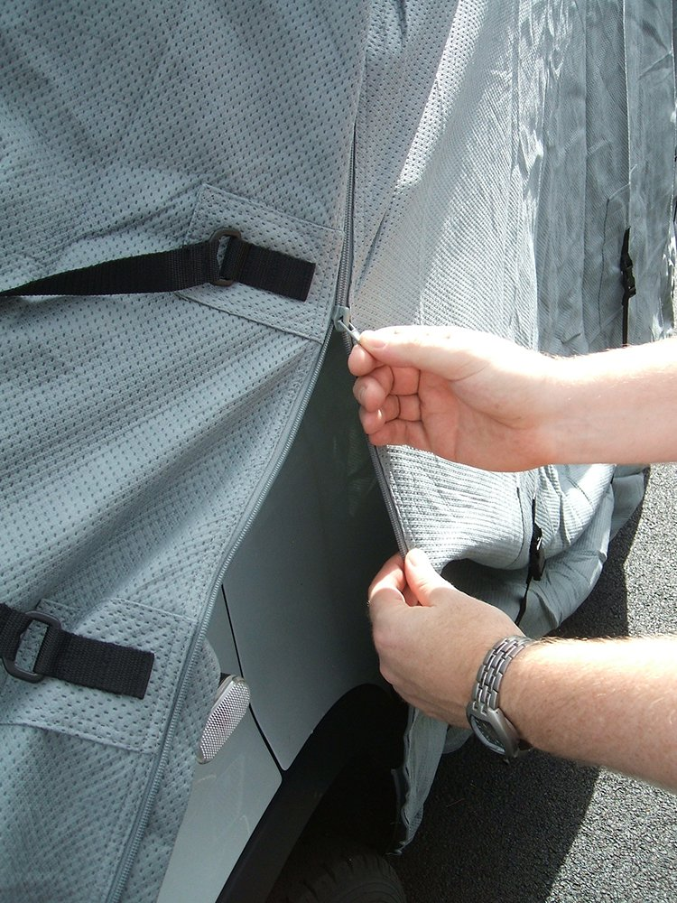 Grey Maypole 9421 Motorhome Cover Fits up to 5.7 m