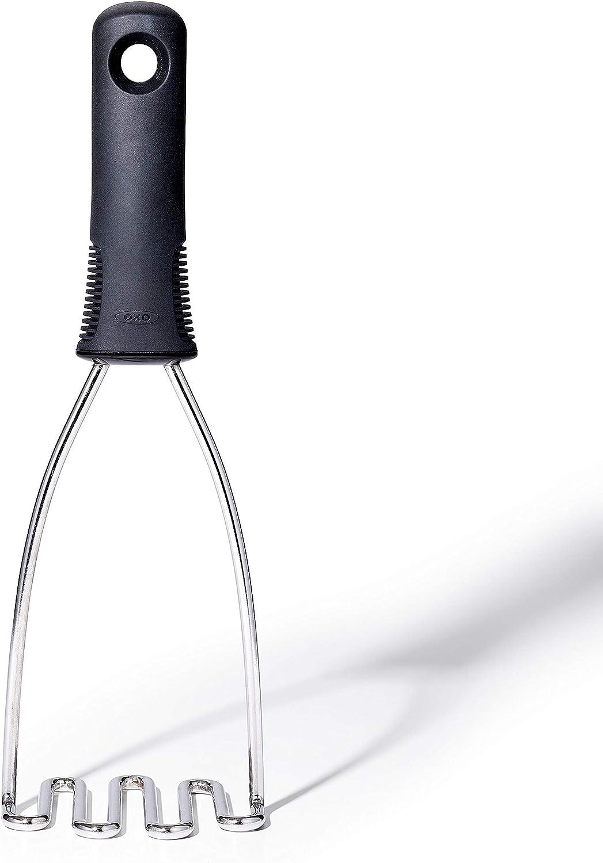 NEW OXO Good Grips Stainless Steel Potato Masher