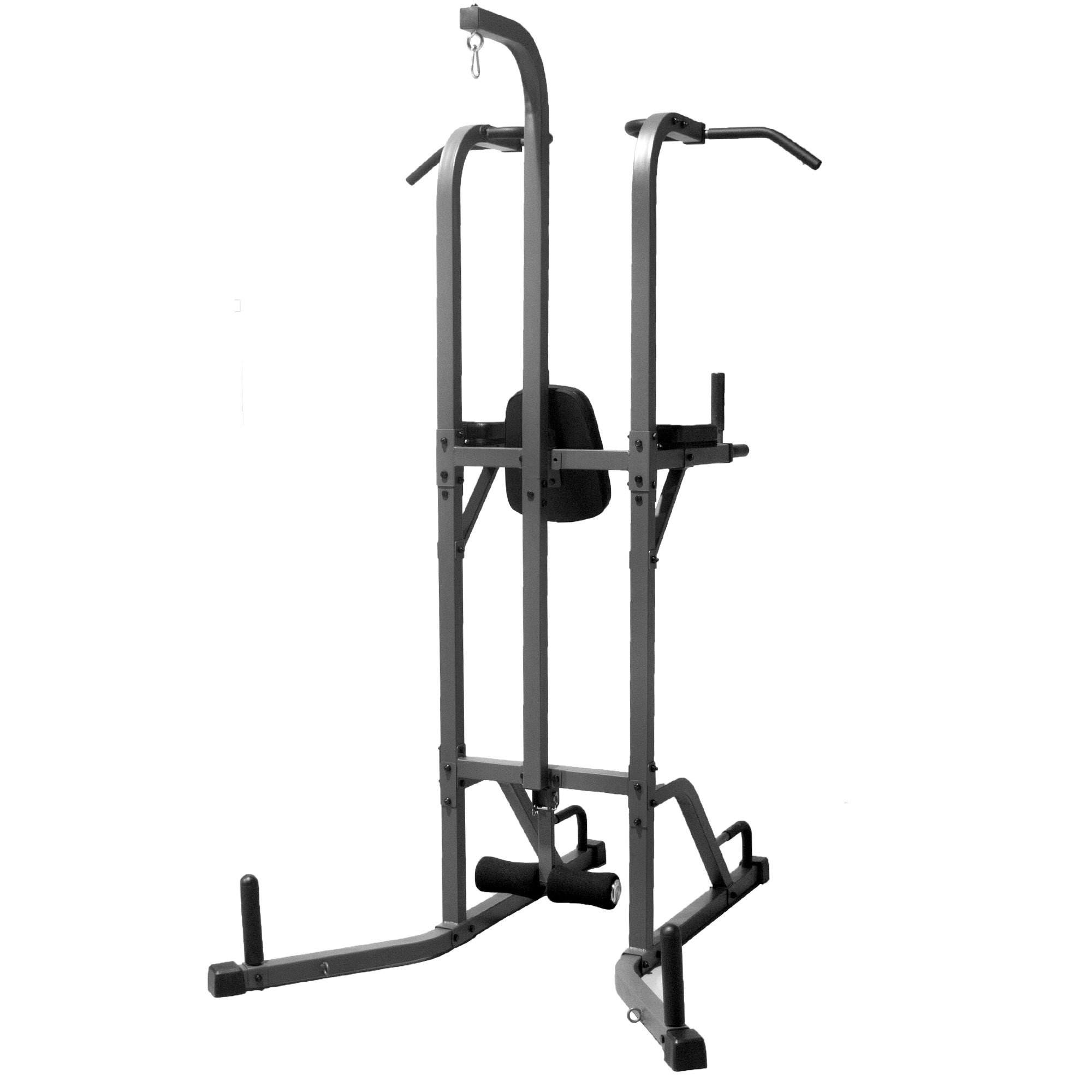 XMark Deluxe Power Tower and Heavy Bag Stand XM-2842 by XMark Fitness (Image #3)