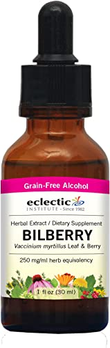 Eclectic Bilberry O, Red, 1 Fluid Ounce