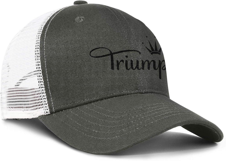 Snapback Custom Mesh Hat Cotton Trucker Caps Triumph-Motorcycles-Logo