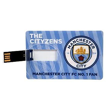 Manchester City F.C. Manchester City F. C. nº 1 ventilador ...