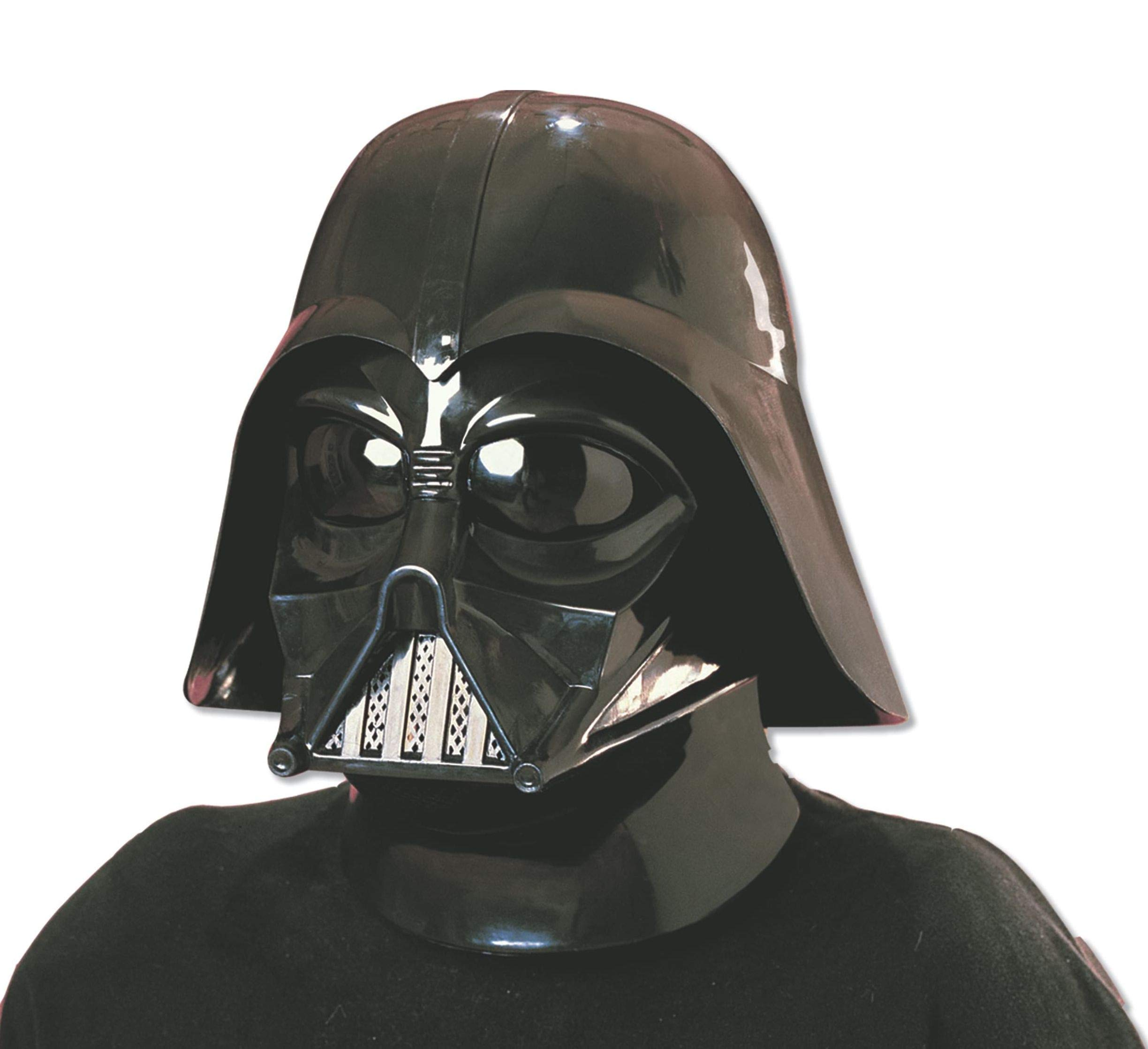 Star Wars Darth Vader Deluxe Adult Full Face Mask, Black, One Size product image