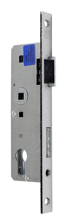 SN-TEC/® Montageset BKS Rohrrahmenschloss//Rahmenschlo/ß 35//72//8 incl DIN Rechts schmale Bauweise Stulpbreite: 20mm