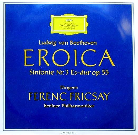 Symphony 3 E Flat Major Op 55 Eroica