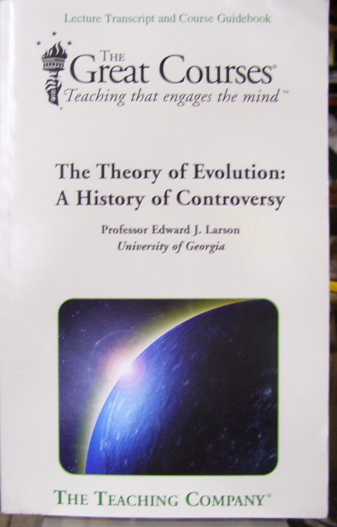 The Theory of Evolution: A History of Controversy PDF