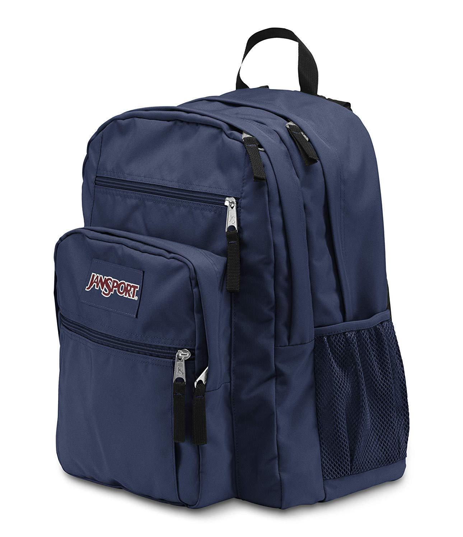 JanSport TDN7 Big Student Backpack, A/Navy (Azul)