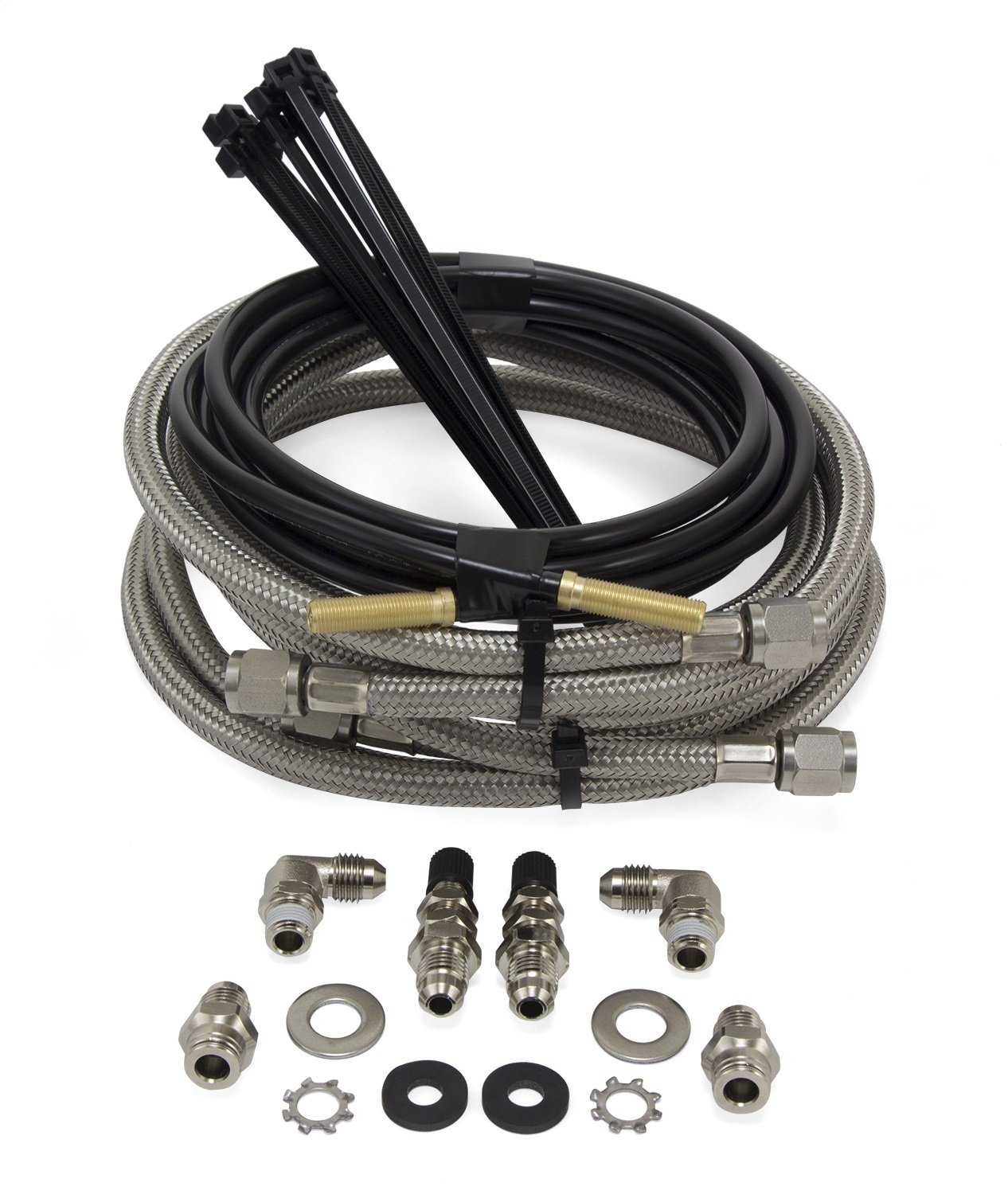 Air Lift 52300 LoadLifter 5000 Braided Air Line Upgrade Kit