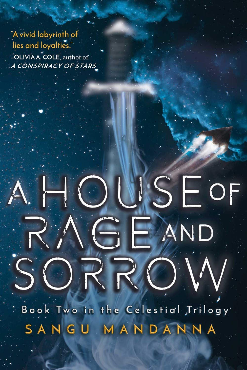 Amazon.com: House of Rage and Sorrow: Book Two in the Celestial Trilogy  (9781510733794): Mandanna, Sangu: Books