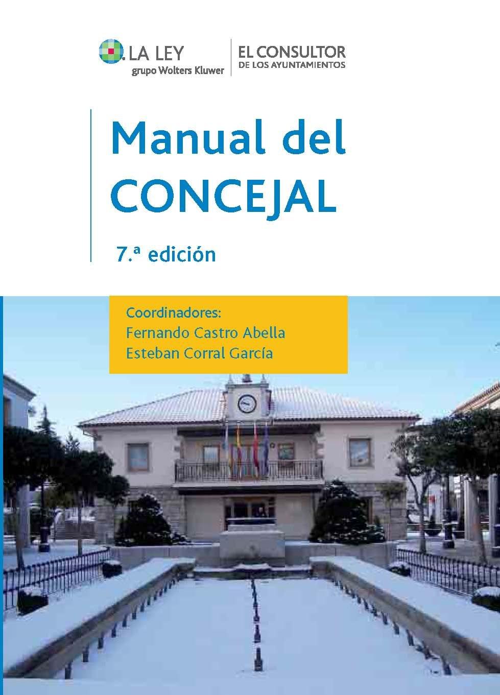 Manual del concejal (7Aª ed.) PDF