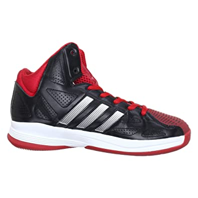 sale retailer 9a5c1 2adad adidas Pro Model 0 II, Chaussures de Basketball Homme - - BlackRed and