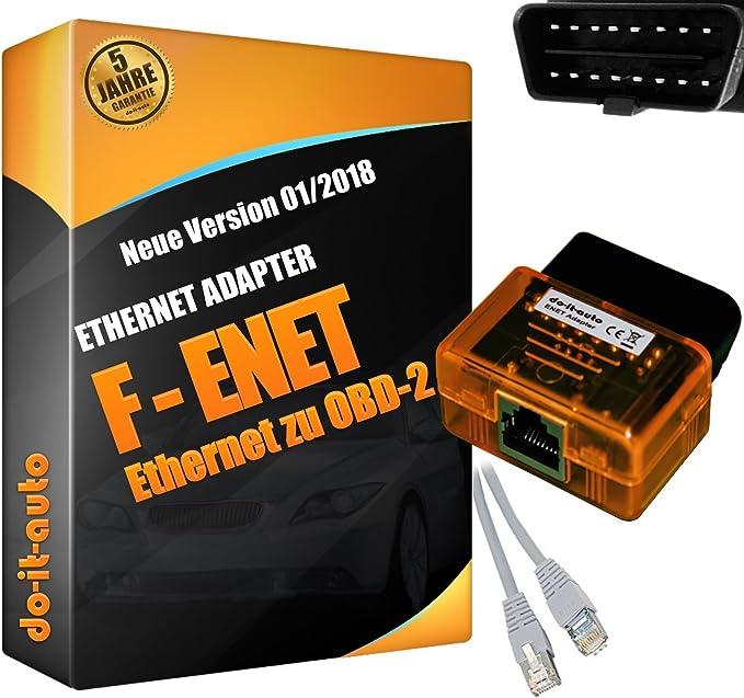 Ethernet Rj45 8pin Zu Obd2 Inpa Baumarkt