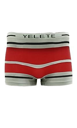 e3e382b6bd Men s Phantom Seamless Boxer Briefs Underwear - -  Amazon.co.uk ...