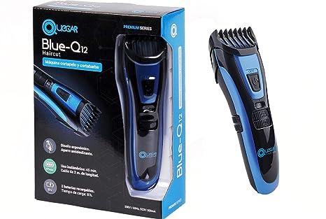 Maquina recortadora eléctrica recargable de pelo y cabello Barbero  cortapelos con cable silencioso. Cortapelo 09ce995965cd
