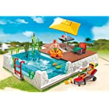 Playmobil 5575 City Life Luxury Mansion Swimming Pool With