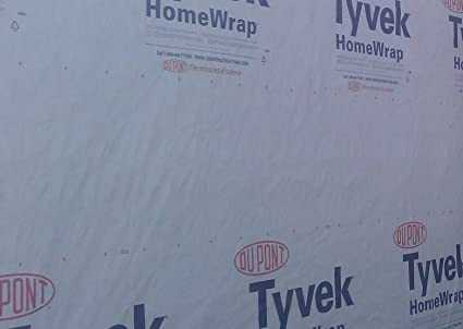 Dupont Tyvek Ground Sheet Tarp 18 X 10 ft Tent Footprint w// 16 Grommet Tabs