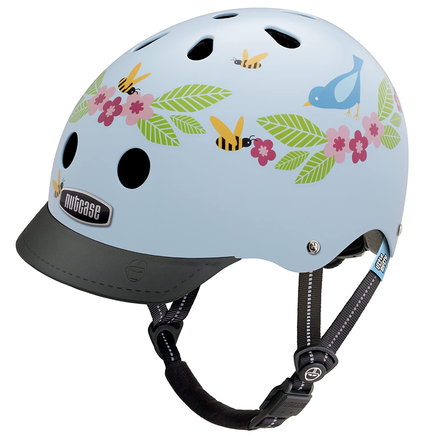 Nutcase Kinder Little Nutty Helm Mehrfarbig Amazon Sport & Freizeit