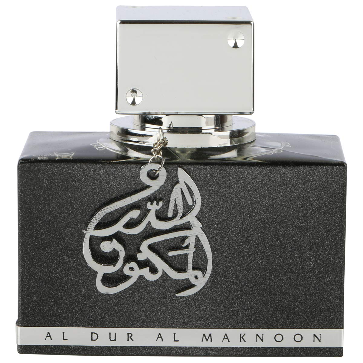 Al Dur Al Maknoon Silver Jasmine Fruity Patchouli Ambery by Lattafa 100ml EDP