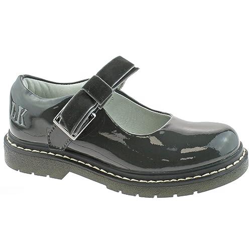 a32cbdfad6 Lelli Kelly LK8286 (DR01) Frankie SNR Grey Patent School Shoes F Fitting-41  (UK 7): Amazon.co.uk: Shoes & Bags