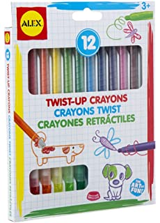 ALEX Toys Artist Studio 12 Chalk Pastels
