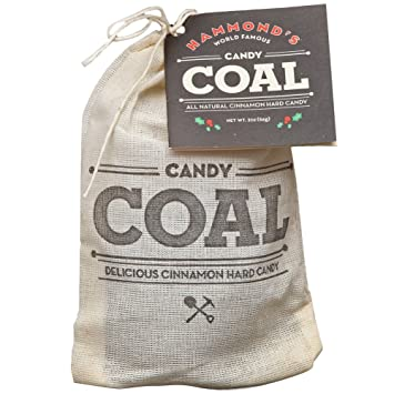Amazoncom  Candy Coal Christmas candy gift Stocking stuffer