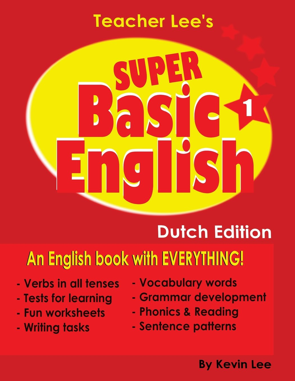 Download Teacher Lee's Super Basic English 1 - Dutch Edition pdf