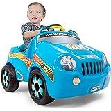 Injusa 615005 - Coche Car Batería 6V + 1 Año