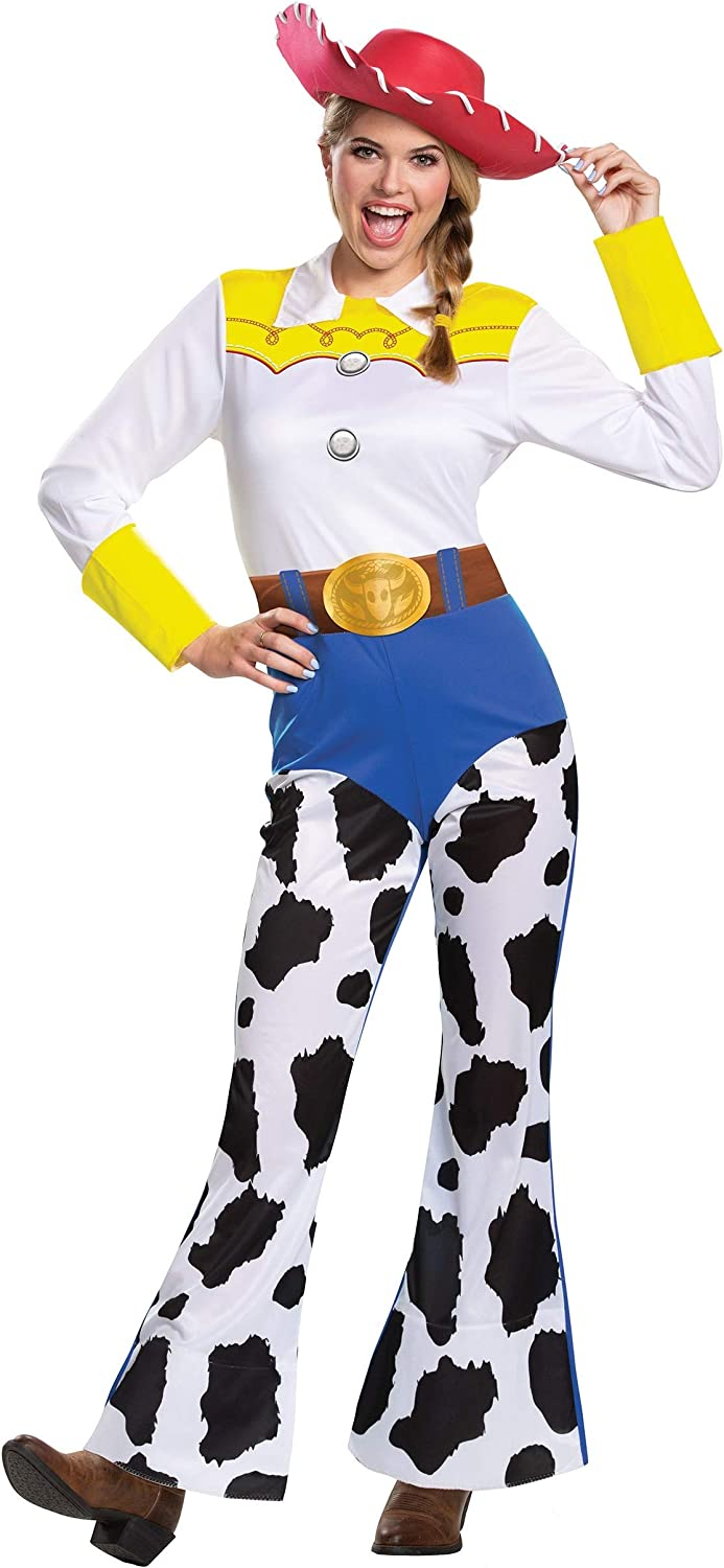 Disguise Women's Disney Pixar Toy Story and Beyond Jessie Costume: Clothing