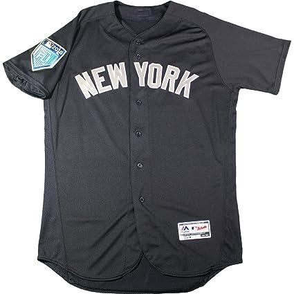 release date: b3e46 f046d Reggie Willits New York Yankees 2018 Spring Training Game ...
