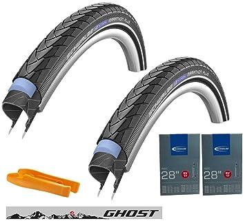 2x Set Plus Marathon 622 Reifen 40 Schwalbe Für Fahrradreifen YSHwOUqx